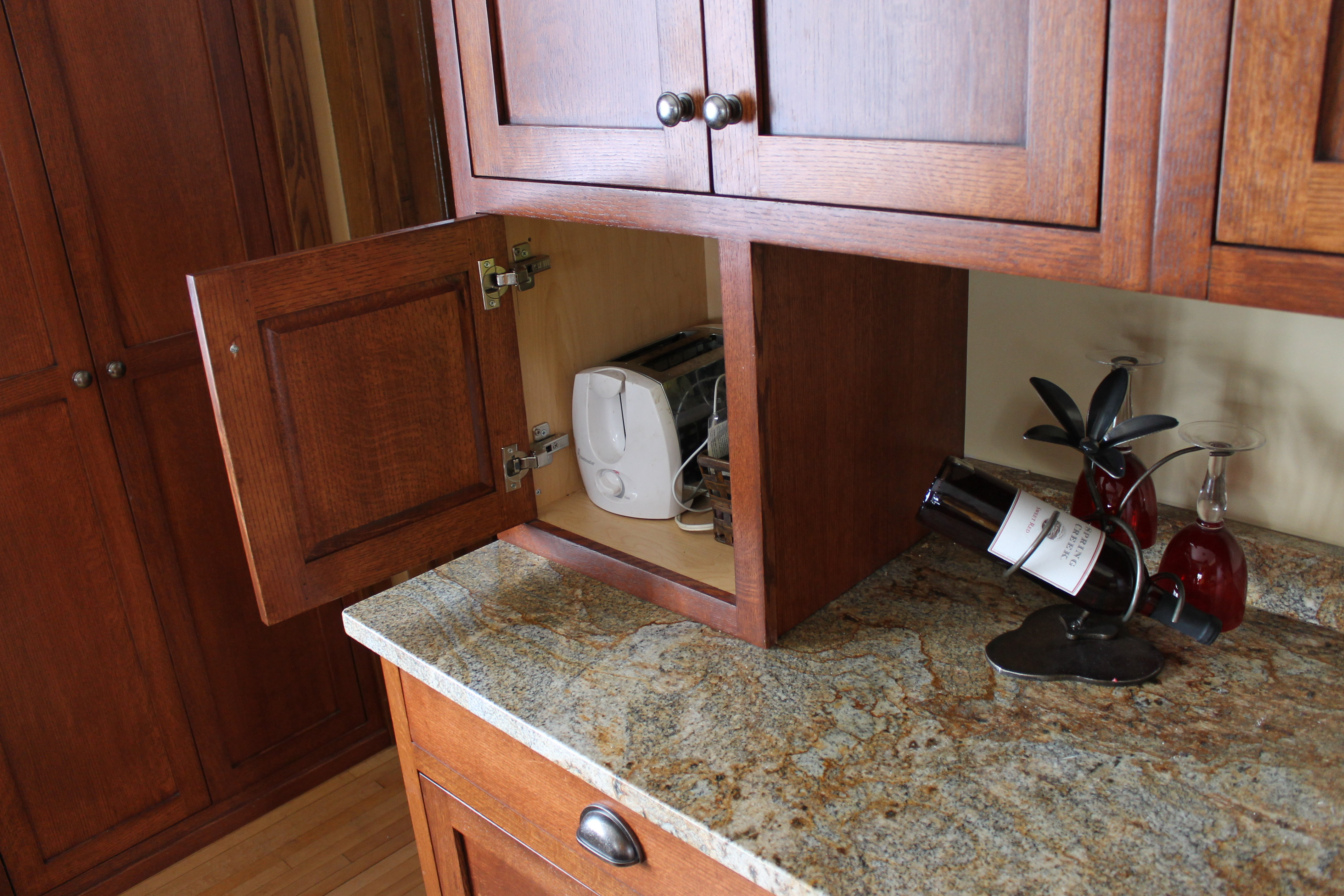 Mission Oak Kitchen Cabinets Cabinets Varney Brothers Kitchen And Bath